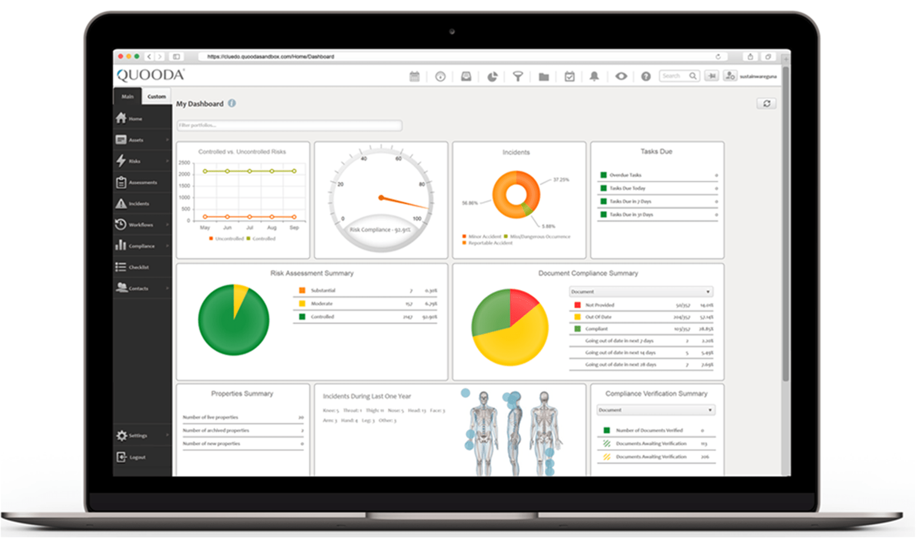 Health_Safety_Software_Dashboard